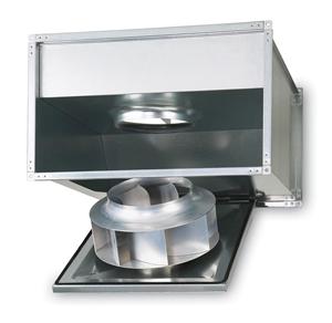 Bild für Kategorie Radialventilatoren, Kanalventilatoren