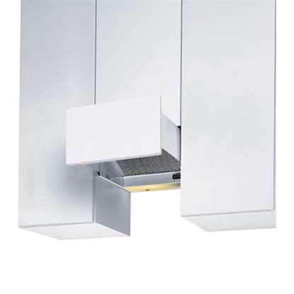 Image de Hotte d'aspiration EVM Studio  blanc largeur 27.5 cm.