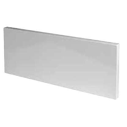 Image de Déflecteur frontal blanc 2/6 pour hotte d'aspiration EVM 25-60 . Dimensions 597x250x21mm.