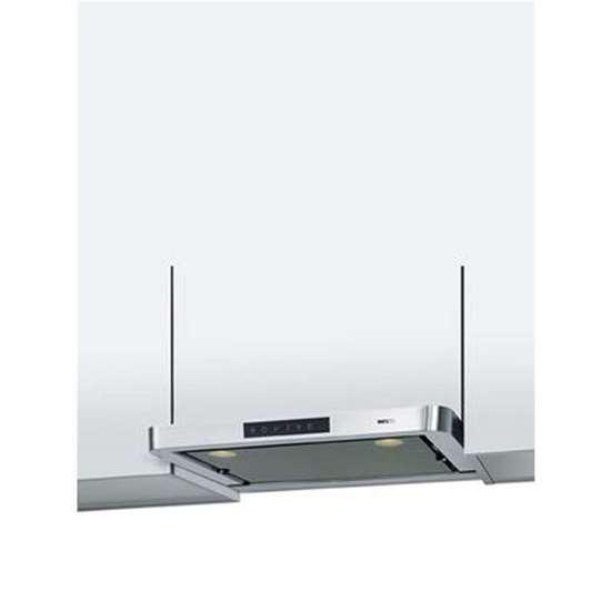 Küchen Abzugshaube EVMC 207 90 Breite 90cm Edelstahl