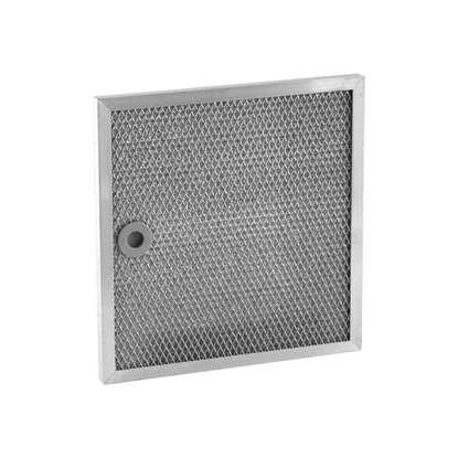 Image de Filtre Aluminium 256x249x9mm pour  EVM 25-55/60 2 pièces nécessaire, (version 2-pièces