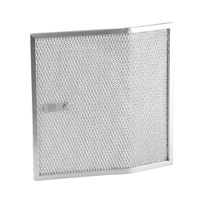 Image de Filtre Aluminium  270x265x9mm pour EVM 210-60, 2 pièces nécessaire