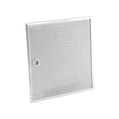 Immagine di Filtro alluminio 280x290x9mm. 2 pezzi necessario per RV-150-4/  2 pezzi per