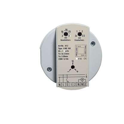 Immagine di V-NE100 P Modulo di controllo Temporizzatore, min: Ritardo di inserimento, sec./min.: