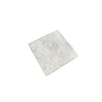 Image de Filtre de rechange pour pour ventilateur de bain/WC Deovent S. Un boîte de 10 pièces, 100x100mm.