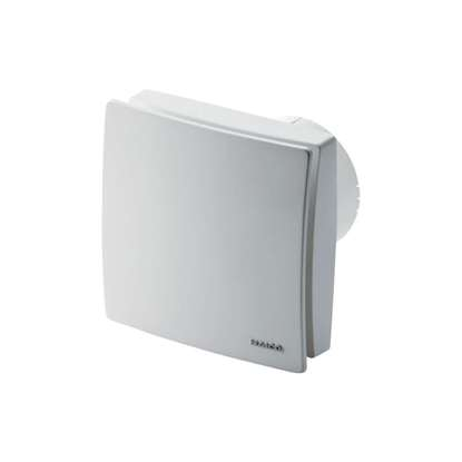 Immagine di ECA 100 ipro H, aspirazione coperta, 230V, con Controllo dell'umidità, senza valvola interiore Piccolo ventilatore a due velocita. (Maico).
