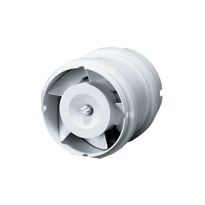 Immagine di Ventilatore tubulare a inserzione ECA 11EB con cuscinetto a sfere per montaggio verticale