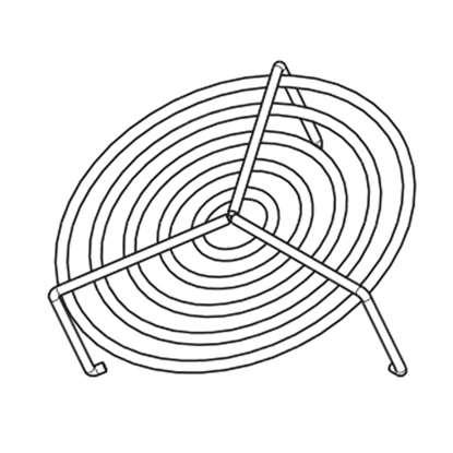 Image de Grille de protection pour Lineo 100 VO.