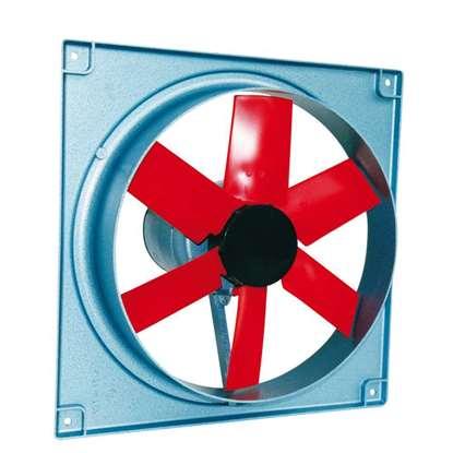 Image de Ventilateur pour étables 4E45Q, 230V.