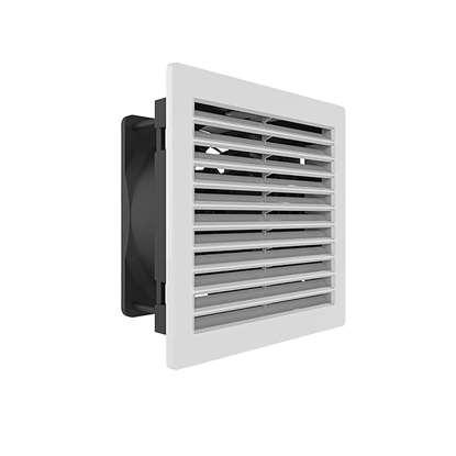 Image de Ventilateur pour armoire electrique RCQ 160.15 IP45 12V. (O. Erre)