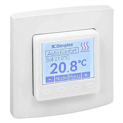 Image de BRTU 101UN  Régulateur électronique commutable de température du sol/ ambiante avec horloge