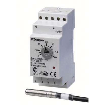 Image de ETR 060 N, Thermostat électronique avec sonde à distance.