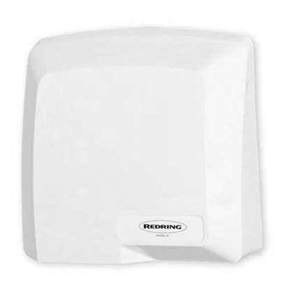 Image de Sèche-mains AD-10, 1700 W, 230V/50Hz. Boîtier en plastique, blanc.