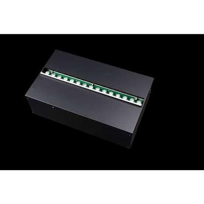 Image de Foyer électrique à encastrer, cassette 500M