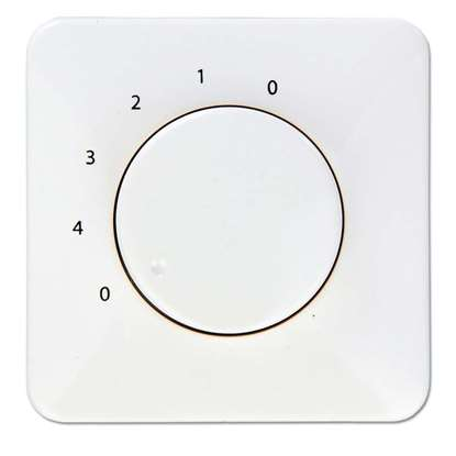 Bild von 4-Stufen-Regler AP+UP ohne Lampensteuerung.