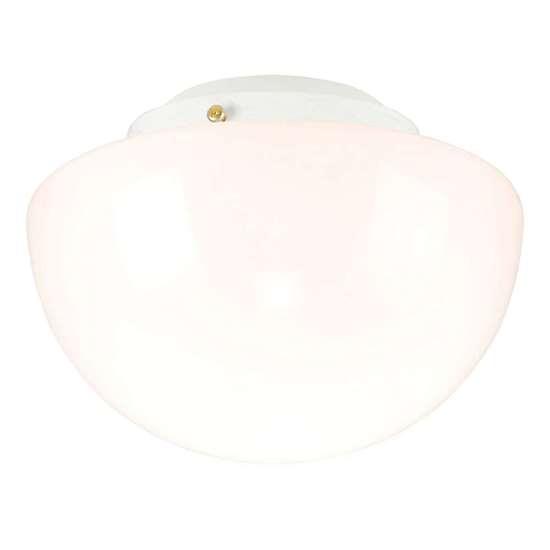 Bild von Leuchte Royal kleine Milchglaskugel Weiss 1S.
