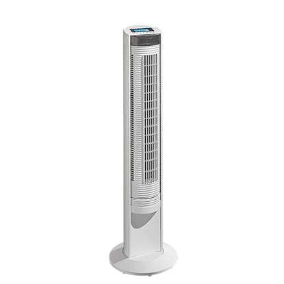 Image de Ventilateur à tour AIROS BIG PIN II blanc 1045mm avec télécommande