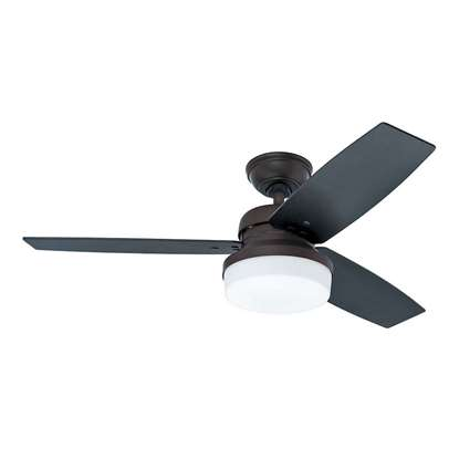 Immagine di Ventilatore da soffitto Hunter Alpha Bronzo  Ø 122cm.