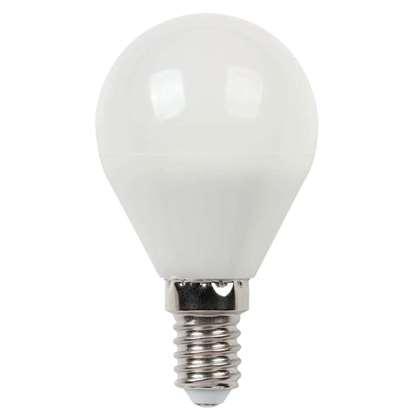 Bild von LED 5.0 W LED Kugel 5G45, E14. Warmweiss Dimmbar, 30 Kelvin.