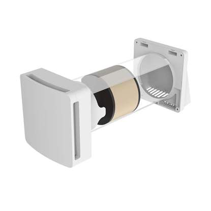 Image de Tempero Eco 100 CERAM Base pour des chambres individuelles avec récupération de chaleur.