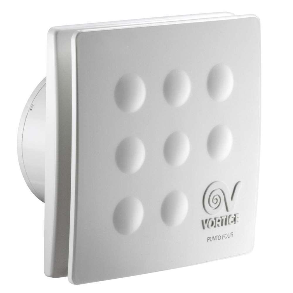 vortice bad wc ventilator punto four mfo 100 mit r ckschlagklappe ohne nachlauf risch. Black Bedroom Furniture Sets. Home Design Ideas