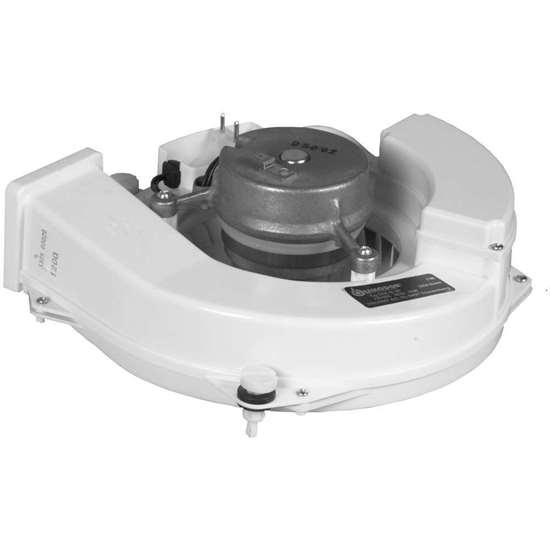 Soufflerie limodor f 40 60 2 vitesses risch lufttechnik ag for Ventilateur salle de bain sans sortie