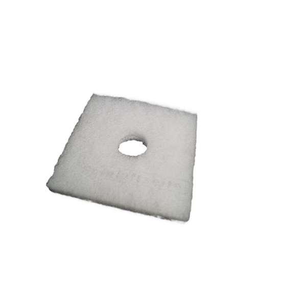 Bild von Filtermatten zu ELS VE/VEZ Bad-/WC-Ventilator,  mit Loch Ø 40mm, 168 x 168mm (10 Stück). (Helios)