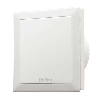 Image de MiniVent M 1/100 F. Avec temporisateur et clapet mécanique et détecteur d'humidité. 230V. (Helios) Temporisateur, min: