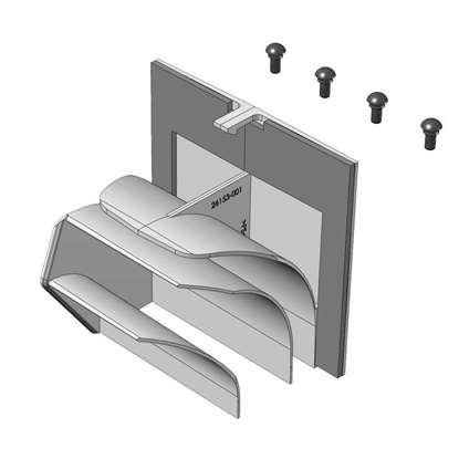 Bild von ELS-ARS Umbauset für Ausblas rückseitig