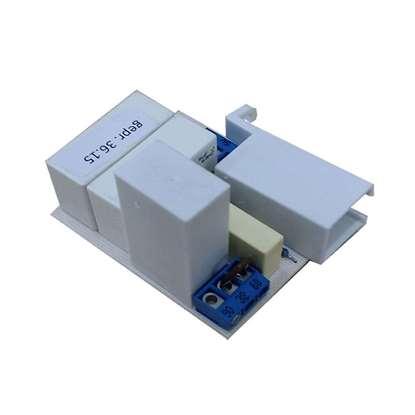 Bild von Print 1000 zu VE21N (Ersatz zu Ceso-2000) Platine- mit Relais. Inkl. Klemme.