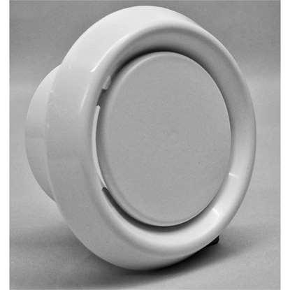Immagine di Valvola di scarico VLF-150 bianco.