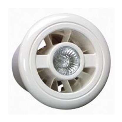 Image de Ventilateur pour petit locaux Lumin-Air L20095161 12V avec lampe 20W halogène