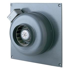 Immagine per la categoria Ventilatori tubulari, Vent. tub. con piastra murale