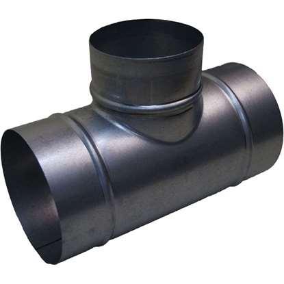 Immagine di Raccordo di derivazione 90° HR15-12. Derivazione 125mm.