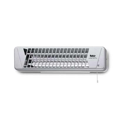 Immagine di Infrarosso prestige HQ 1200, argento/bianco. Potenza di riscaldamento: 400/800/1200 Watt.