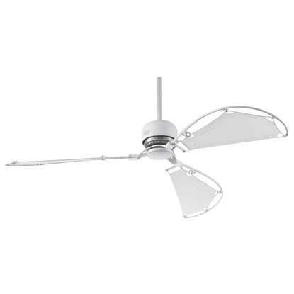 Image de Ventilateur de plafond Hunter Avalon 160W blanc Ø160cm.