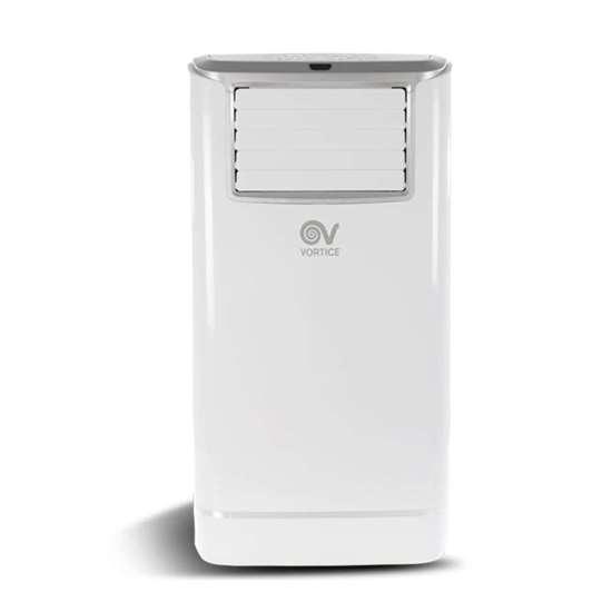 Bild von Mobiles Klimagerät Vort-Kryo Polar EVO 11. Kühlleistung 3200 W. Mit Fernbedienung. Marke Vortice.
