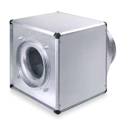 Image de GigaBox Ventilateur radiaux GBD 400/4/4, 400V/3