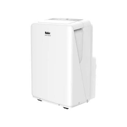 Image de Climatiseur mobile Premium AC 120. Puissance frigorifique 3.4 kW. (Fakir) Climatiseur puissant, prêt à  brancher, transportable avec télécommande