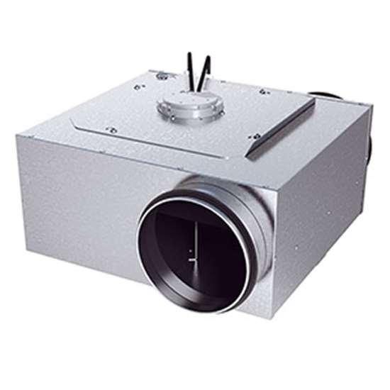 Bild von Rohreinbauventilator LPKB 160 C1 EC-y1 (Östberg) 230V/50Hz.