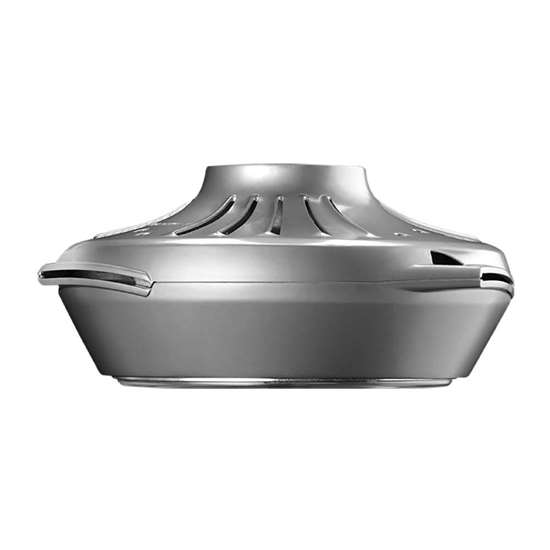 Image sur Ventilateur de plafond Nordik AIR Design, seulement le moteur en titane. Hélices et système de suspension à commander séparément. (Vortice)