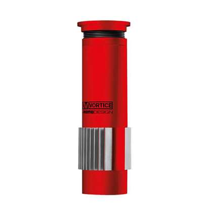 Bild von Kit Aufhängungssystem AIR DESIGN 290 Rot. Länge 400mm. (Vortice)