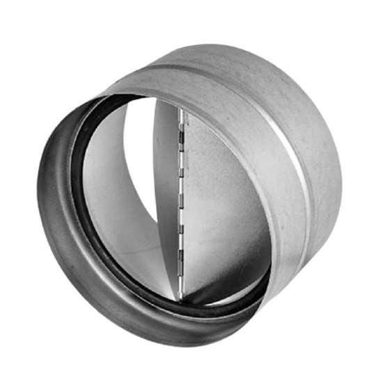 Immagine di Valvola di chiusura per tubo RSK150L tra il tubo.