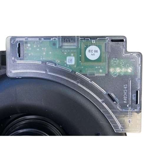 Immagine di Modulo aggiuntivo per ventilatore Wernig Silent ECO U EC. I parametri sono programmati tramite un'applicazione per cellulari.
