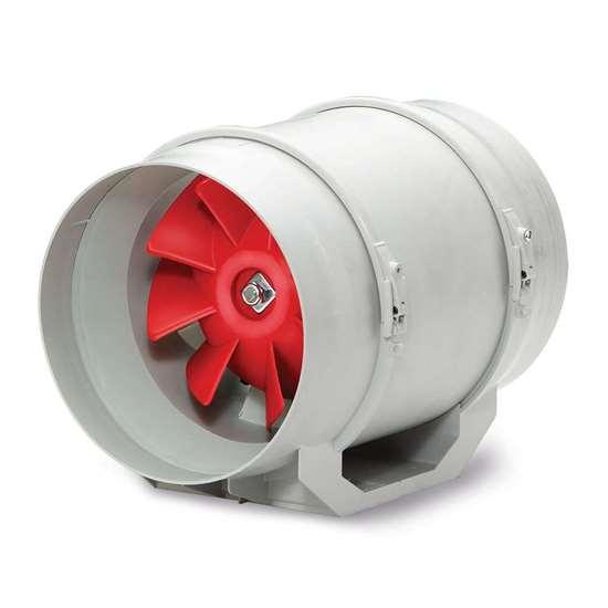 Image sur Ventilateur turbulaire à insérer MV 125, 230V.