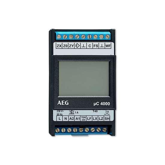 Image sur Commande universelle AEG, ELFAMATIC µC 4000