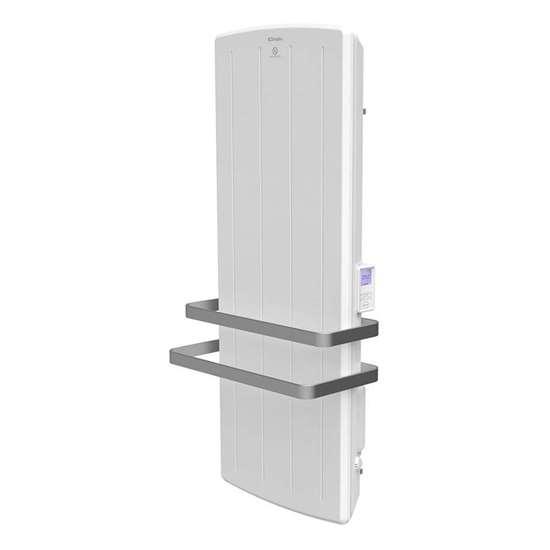 Image sur Radiateur de salle de bains TRP 100W, 230V, puissance de chauffe 1000W. Élément chauffant de surface, 230V, 1000W. Couleur blanc.