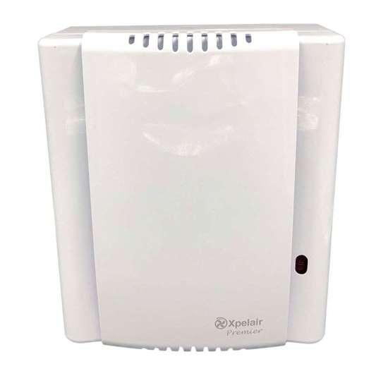 Image sur Ventilateur de bain/WC Xpelair DXZ 200/02 avec temporisateur et clapet. 2 niveaux de puissance. (Xpelair)